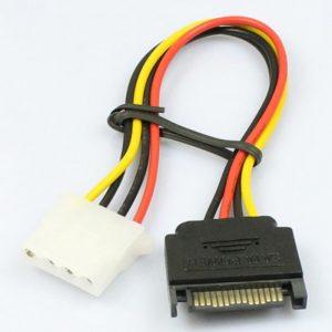 15-контактный SATA-разъем для питания жестких дисков