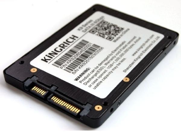 SSD с SATA-интерфейсом подключения