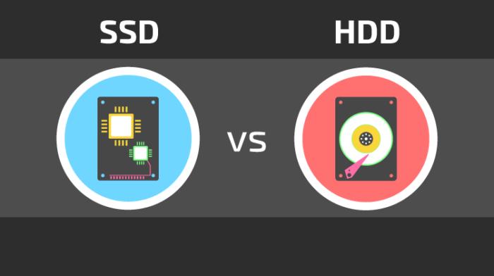 SSD или HDD, что из них лучше?